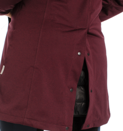 Technical 3 in 1 Jacket Back Detail Fig