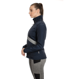 Technical Riding Jacket Side