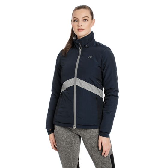 Technical Riding Jacket Front