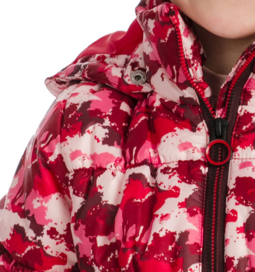 Kids Quilted Jacket