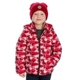 Kid horseprint jacket