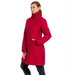 Long Line Padded Jacket
