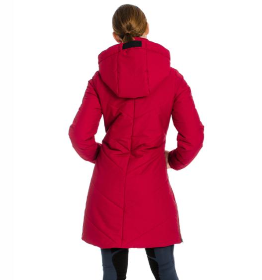 Long Line Padded Jacket