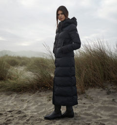 AA Long Padded Coat