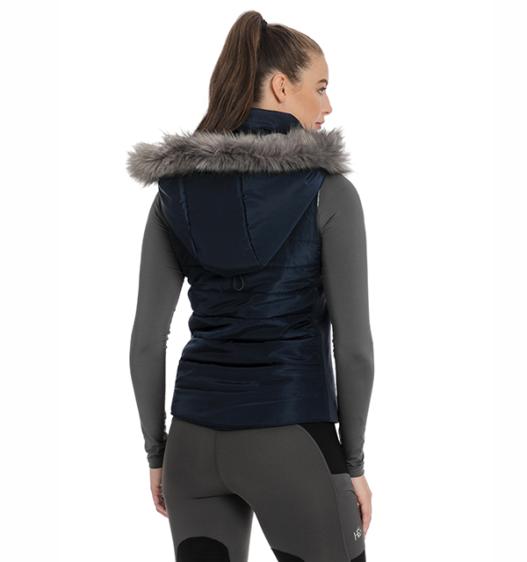 Aria Vest back view