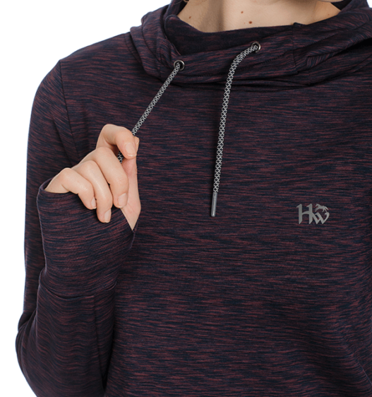 Technical Hooded Fleece