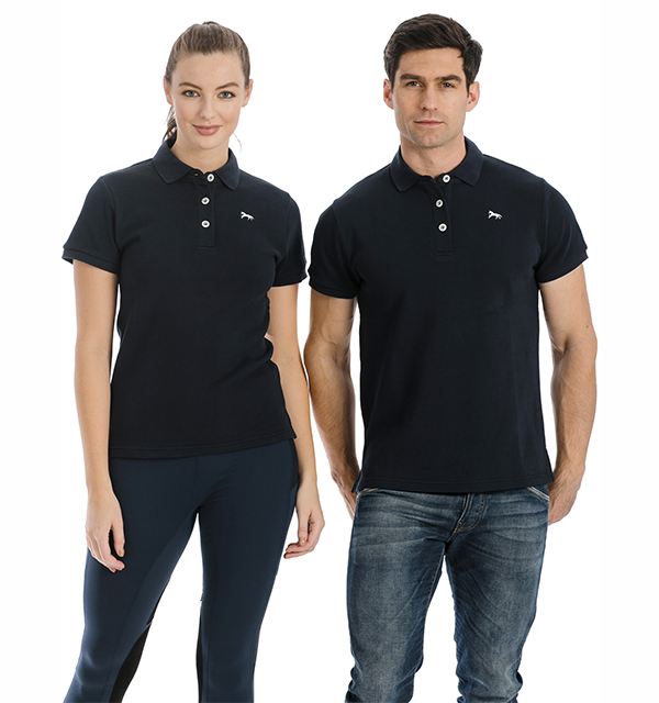 Signature Cotton Pique Polo ladies & mens