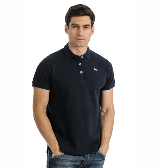 Signature Polo front mens