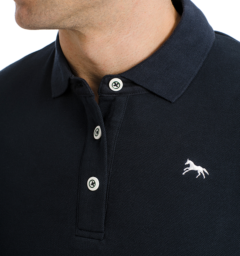 Signature Polo detail