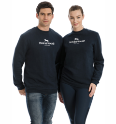 Horseware Signature Crew Neck Sweatshirt mens & ladies