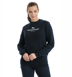 Horseware Signature Crew Neck Sweatshirt ladies front