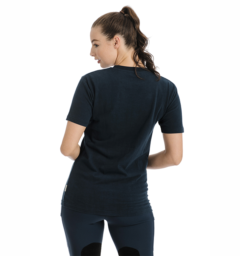 Horseware Signature Cotton T-Shirt Ladies Back
