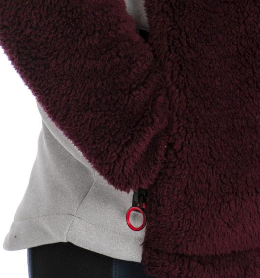 Kids Sherpa Fleece Pocket