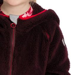 Kids Sherpa Fleece shoulder