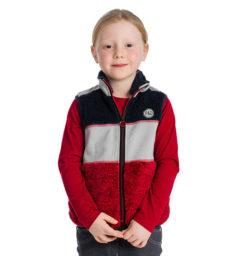 Kids Sherpa Vest