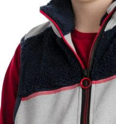 Kids Sherpa Vest zipper
