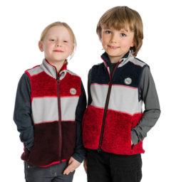 Kids Sherpa Vests