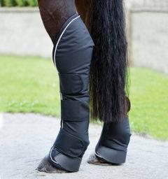 Rambo Travel Boots Black/Silver