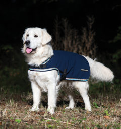Rambo® Waterproof Fleece Dog Blanket Navy