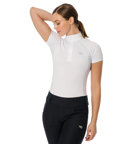 Aveen Technical Short Sleeve Top