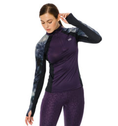 Aveen Technical Long Sleeve Top