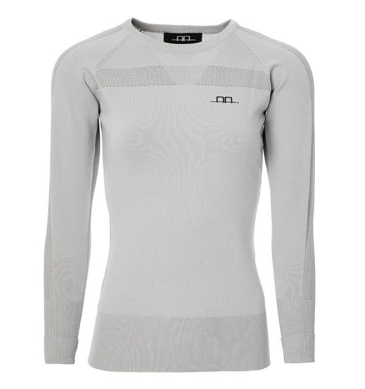 Aria Perforated Sweater