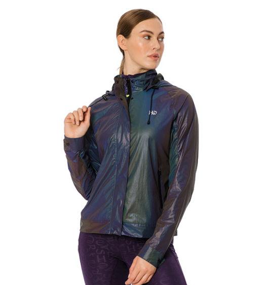 Rainbow Reflective Jacket