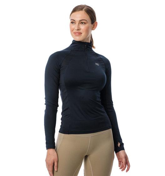 Aveen Technical Long Sleeve Top