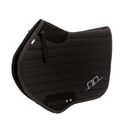 AA Platinum Saddle Pad, Black