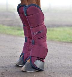 DDAT4A-QQGB Rambo-Travel-Boots-Burgundy