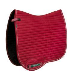 Horseware-Everyday-Dressage-Pad-Burgundy
