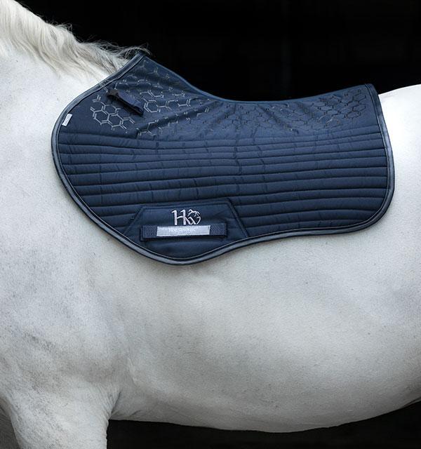 DPHP0Q-B000 Horseware Pro Sport Saddle Pad Navy