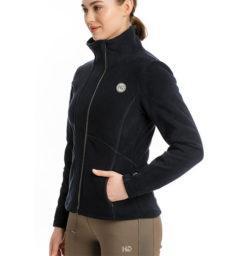 Full Zip up Fleece Navy