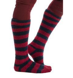 Softie Socks Navy Stripe COHFCR-BW00
